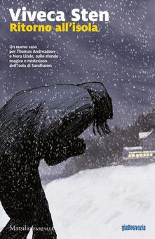 Ritorno all'isola - Viveca Sten - copertina