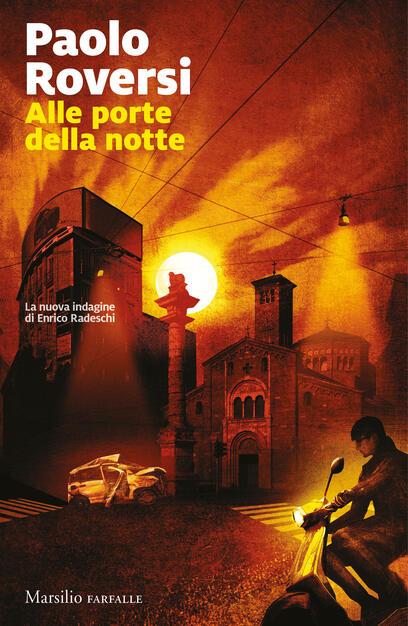 """Risultati immagini per """"Alle porte della notte"""" di Paolo Roversi (Marsilio)"""