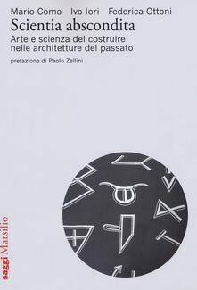 Scientia abscondita. Arte e scienza del costruire nelle architetture del passato.pdf