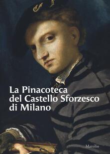 Radiospeed.it La Pinacoteca del Castello Sforzesco di Milano. Ediz. illustrata Image