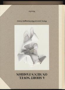 Partyperilperu.it A short novel on men's fashion. Thirty years at pitti Immagine Uomo. Ediz. illustrata Image