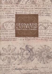 Squillogame.it Leonardo e Vitruvio. Oltre il cerchio e il quadrato Image