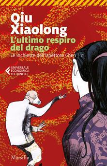 Winniearcher.com L' ultimo respiro del drago. Le inchieste dell'ispettore Chen. Vol. 11 Image
