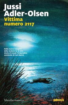 Vittima numero 2117 - Jussi Adler-Olsen - copertina