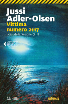 Vittima numero 2117 - Jussi Adler-Olsen,Maria Valeria D'Avino - ebook