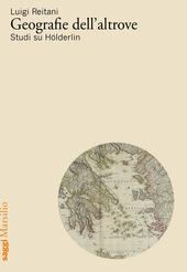 Copertina  Geografie dell'altrove : studi su Hölderlin
