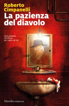 La pazienza del diavolo - Roberto Cimpanelli - copertina