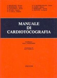 Manuale di cardiotocografia