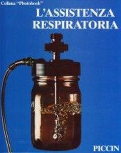 Libro L' assistenza respiratoria