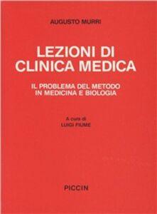 Lezioni di clinica medica