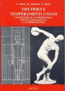 Principi e tecnica antropometrografica