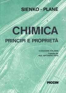 Chimica. Principi e proprietà