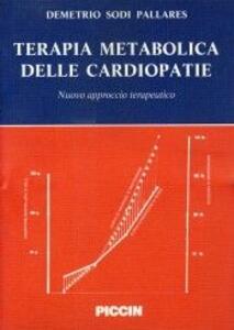 Terapia metabolica delle cardiopatie. Nuovo approccio terapeutico