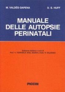 Manuale delle autopsie perinatali