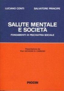 Salute mentale e società. Fondamenti di psichiatria sociale
