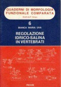 Libro Regolazione idrico-salina in vertebrati Uva