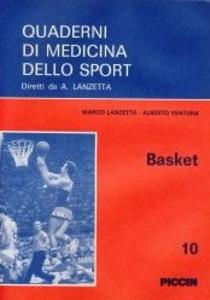 Libro Il basket Marco Lanzetta , Alberto Ventura
