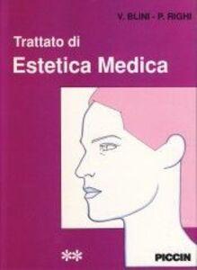 Trattato di estetica medica