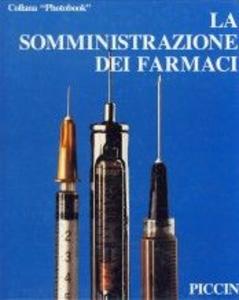 Libro La somministrazione dei farmaci
