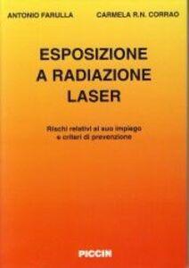 Esposizione a radiazione laser. Rischi relativi al suo impiego e criteri di prevenzione