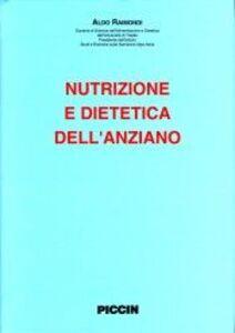 Nutrizione e dietetica nell'anziano