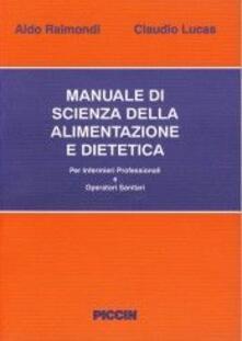 Ilmeglio-delweb.it Manuale di scienza della alimentazione e dietetica Image