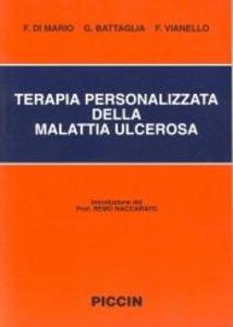 Libro Made to person therapy for ulcer disease Francesco Di Mario , Giuseppe Battaglia , Fabio Vianello