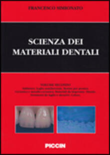 Winniearcher.com Scienza dei materiali dentali. Vol. 2 Image