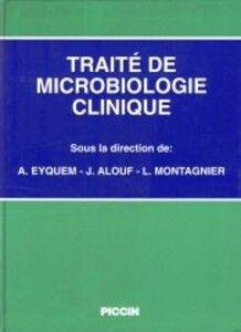 Traité de microbiologie clinique