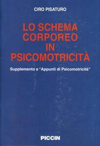 Appunti di psicomotricità. Lo schema corporeo in psicomotricità