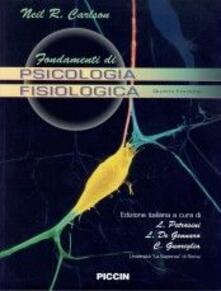 Winniearcher.com Fondamenti di psicologia fisiologica Image