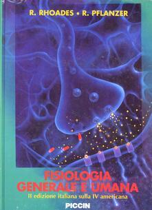 Listadelpopolo.it Fisiologia generale e umana Image