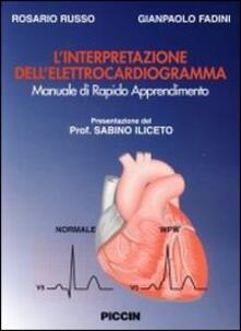 Camfeed.it L' interpretazione dell'elettrocardiogramma. Manuale rapido di apprendimento Image