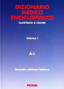 Dizionario medico enciclopedico