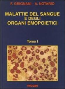 Squillogame.it Malattie del sangue, degli organi emopoietici e della milza Image