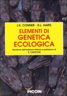Filippodegasperi.it Elementi di genetica ecologica Image