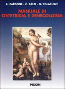 Manuale di ostetricia e ginecologia