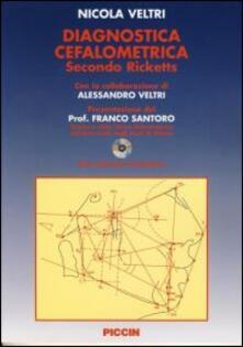 Capturtokyoedition.it Diagnosi cefalometrica secondo Ricketts. Con CD-ROM Image