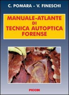 Lpgcsostenible.es Manuale-atlante di tecnica autoptica forense Image