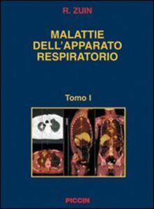 Malattie dell'apparato respiratorio