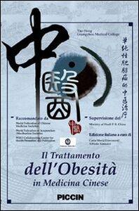 Libro Il trattamento dell'obesità in medicina cinese. DVD Hong Yao