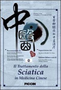Il trattamento della sciatica in medicina cinese. Con DVD