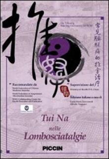 Listadelpopolo.it Tui Na nelle lombosciatalgie. DVD-ROM Image