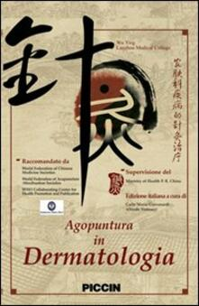 Secchiarapita.it Agopuntura in dermatologia. DVD Image