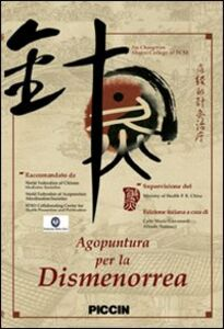 Agopuntura per la dismenorrea. DVD