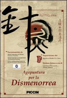 Lpgcsostenible.es Agopuntura per la dismenorrea. DVD Image