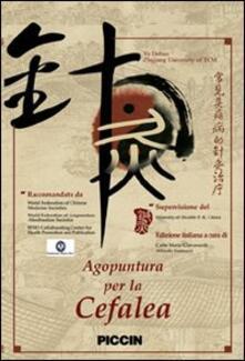 Fondazionesergioperlamusica.it Agopuntura per la cefalea. DVD Image