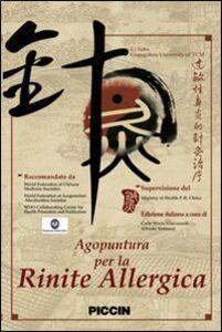 Agopuntura per la rinite allergica. DVD