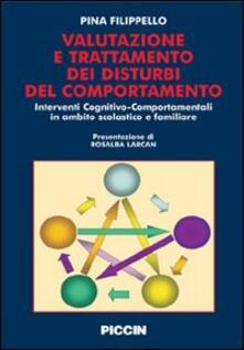 Recuperandoiltempo.it Valutazione e trattamento dei disturbi del comportamento. Interventi cognitivo-comportamentali in ambito scolastico e familiare Image