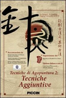 Antondemarirreguera.es Tecniche di agopuntura. DVD. Vol. 2: Tecniche aggiuntive. Image